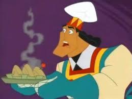 kronk's spinach puffs